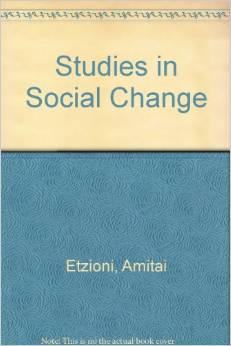 amitai etzioni a new community The new golden rule: community and morality in a democratic society to read sections or order books by amitai etzioni online, see.