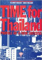 Time for Thailand : Profile of A New Success