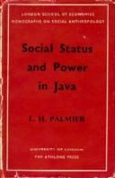 Social Status and Power in Java